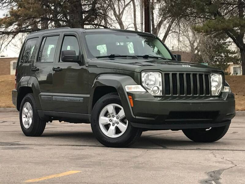 2009 Jeep Liberty for sale at Used Cars and Trucks For Less in Millcreek UT