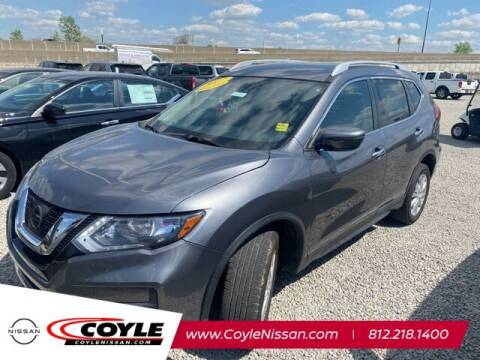 2017 Nissan Rogue for sale at COYLE GM - COYLE NISSAN - New Inventory in Clarksville IN