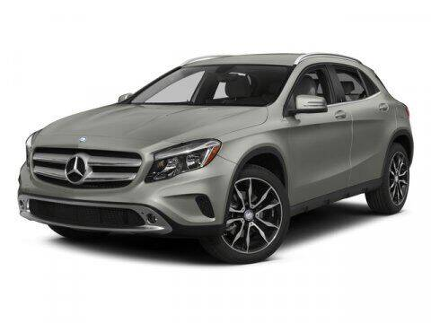 2015 Mercedes-Benz GLA for sale at Auto Finance of Raleigh in Raleigh NC