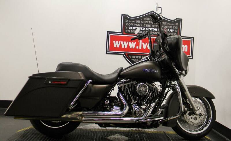 2013 Harley-Davidson Street Glide for sale at Certified Motor Company in Las Vegas NV