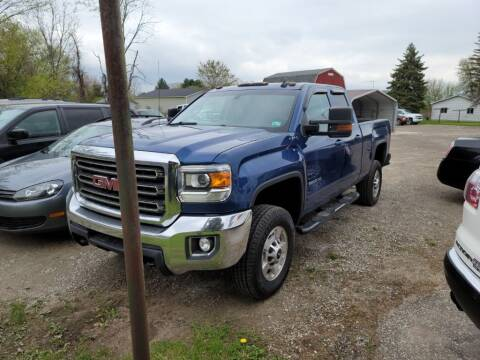 2015 GMC Sierra 2500HD for sale at Clare Auto Sales, Inc. in Clare MI