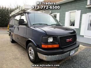 2005 GMC Savana Cargo for sale at M J Traders Ltd. in Garfield NJ