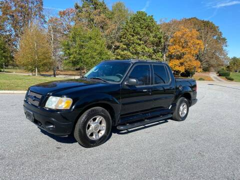 2004 Ford Explorer Sport Trac for sale at GTO United Auto Sales LLC in Lawrenceville GA