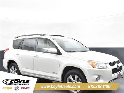 2012 Toyota RAV4 for sale at COYLE GM - COYLE NISSAN - New Inventory in Clarksville IN