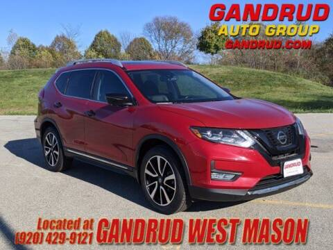 2017 Nissan Rogue for sale at GANDRUD CHEVROLET in Green Bay WI