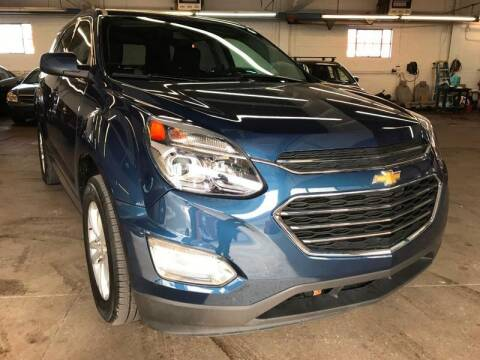 2017 Chevrolet Equinox for sale at John Warne Motors in Canonsburg PA