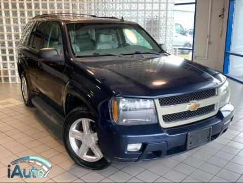 2008 Chevrolet TrailBlazer for sale at iAuto in Cincinnati OH