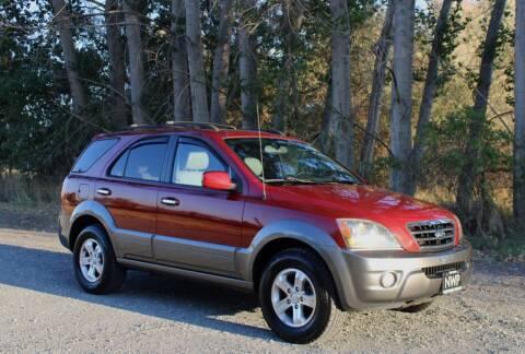 2007 Kia Sorento for sale at Northwest Premier Auto Sales in West Richland WA