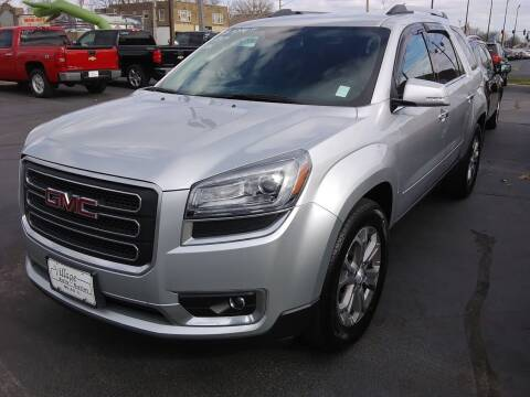2014 GMC Acadia for sale at Village Auto Outlet in Milan IL
