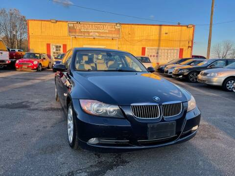 2006 BMW 3 Series for sale at Virginia Auto Mall in Woodford VA