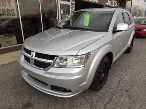 2010 Dodge Journey for sale at Arko Auto Sales in Eastlake OH