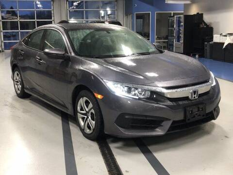 2018 Honda Civic for sale at Simply Better Auto in Troy NY