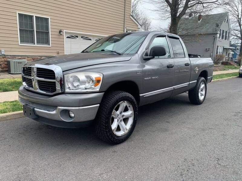 2007 Dodge Ram Pickup 1500 for sale at Jordan Auto Group in Paterson NJ