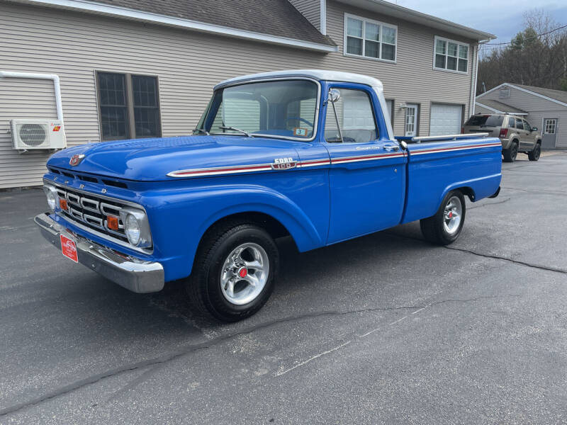 1964 Ford F-100 for sale at Glen's Auto Sales in Fremont NH