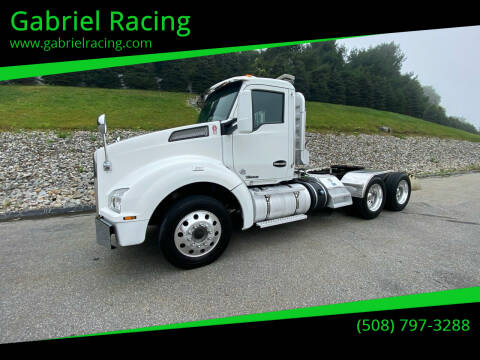 2016 Kenworth T880 for sale at Gabriel Racing in Worcester MA