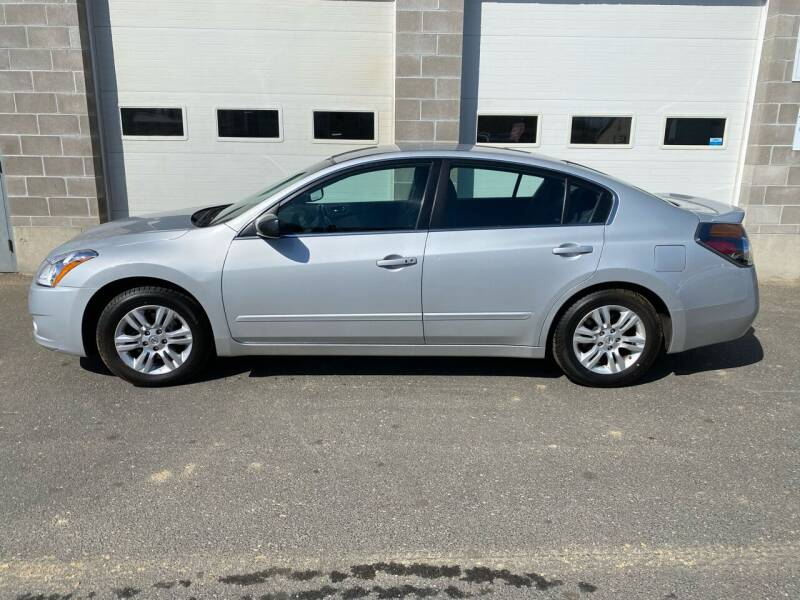2011 Nissan Altima for sale at Pafumi Auto Sales in Indian Orchard MA
