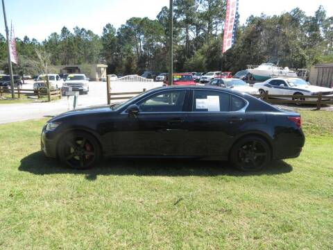2013 Lexus GS 350 for sale at Ward's Motorsports in Pensacola FL