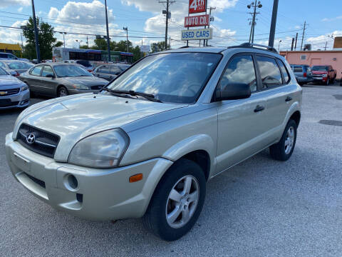 2008 Hyundai Tucson for sale at 4th Street Auto in Louisville KY
