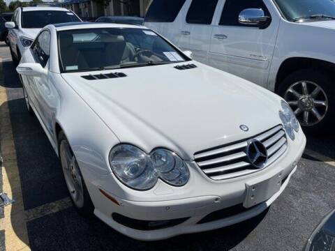 2004 Mercedes-Benz SL-Class for sale at Auto Sport Group in Delray Beach FL
