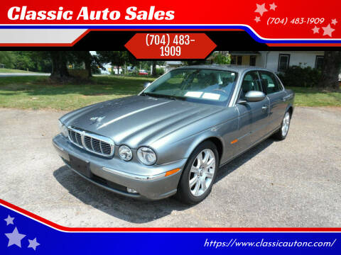 2005 Jaguar XJ-Series for sale at Classic Auto Sales in Maiden NC