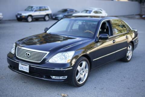 2006 Lexus LS 430 for sale at Sports Plus Motor Group LLC in Sunnyvale CA