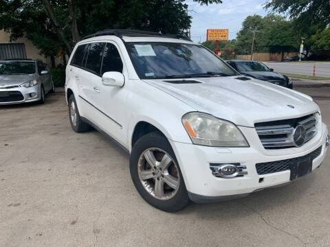 2007 Mercedes-Benz GL-Class for sale at Bad Credit Call Fadi in Dallas TX