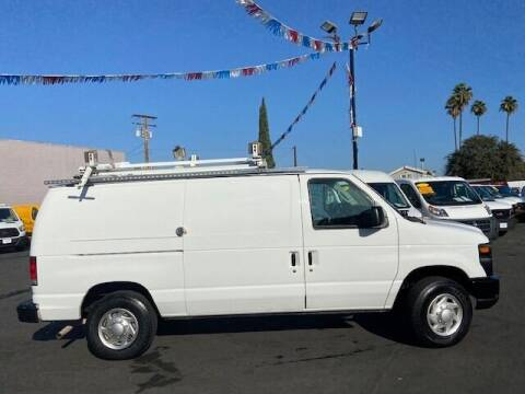 2014 Ford E-Series Cargo for sale at Auto Wholesale Company in Santa Ana CA