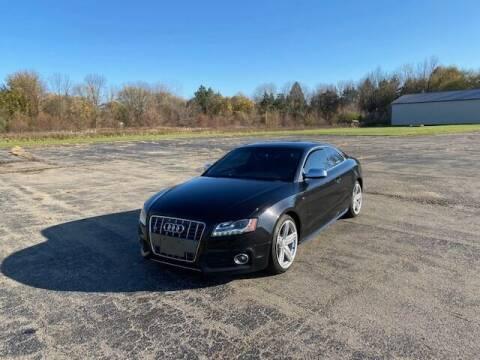 2011 Audi S5 for sale at Caruzin Motors in Flint MI