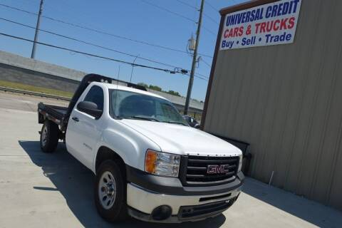 2011 GMC Sierra 1500 for sale at Universal Credit in Houston TX