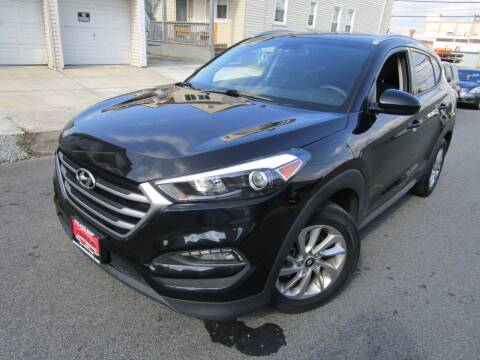 2017 Hyundai Tucson for sale at Dina Auto Sales in Paterson NJ
