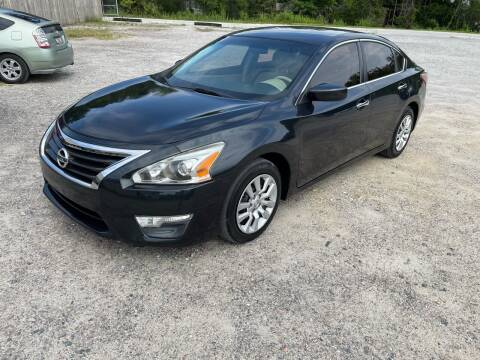 2013 Nissan Altima for sale at Hwy 80 Auto Sales in Savannah GA