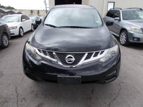 2014 Nissan Murano for sale at ACH AutoHaus in Dallas TX