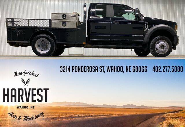 2018 Ford F-450 Super Duty for sale in Wahoo, NE