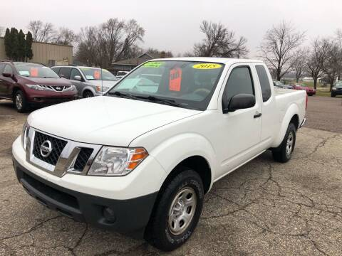 2015 Nissan Frontier for sale at River Motors in Portage WI