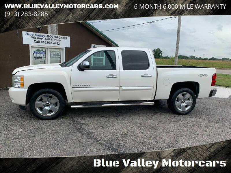 2011 Chevrolet Silverado 1500 for sale at Blue Valley Motorcars in Stilwell KS