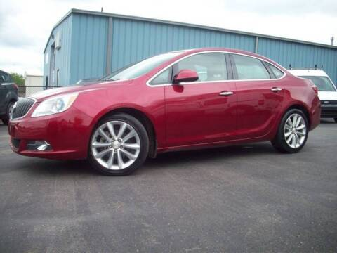 2012 Buick Verano for sale at Whitney Motor CO in Merriam KS