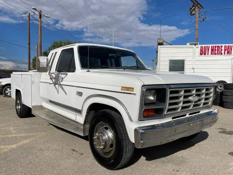 1986 Ford F-250 for sale at Eastside Auto Sales in El Paso TX