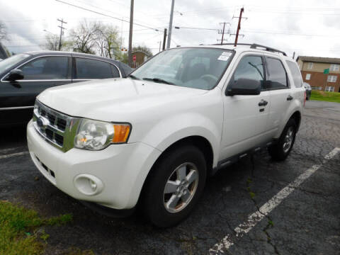 2010 Ford Escape for sale at WOOD MOTOR COMPANY in Madison TN