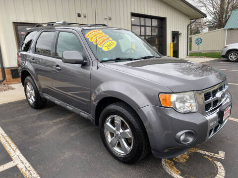 2011 Ford Escape for sale at Kubly's Automotive in Brodhead WI