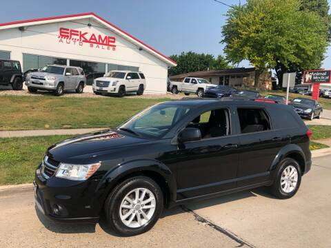 2015 Dodge Journey for sale at Efkamp Auto Sales LLC in Des Moines IA