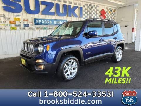 2016 Jeep Renegade for sale at BROOKS BIDDLE AUTOMOTIVE in Bothell WA