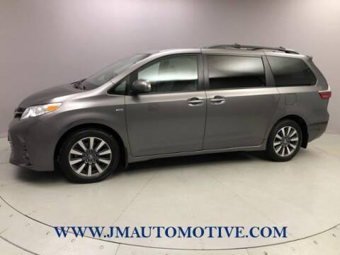 2018 Toyota Sienna for sale at J & M Automotive in Naugatuck CT