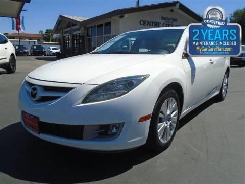 2009 Mazda MAZDA6 for sale at Centre City Motors in Escondido CA