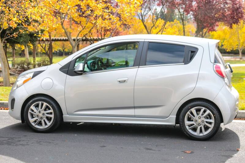 2014 Chevrolet Spark EV for sale at California Diversified Venture in Livermore CA