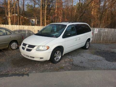 2002 Dodge Grand Caravan for sale at Williams Auto Finders in Durham NC