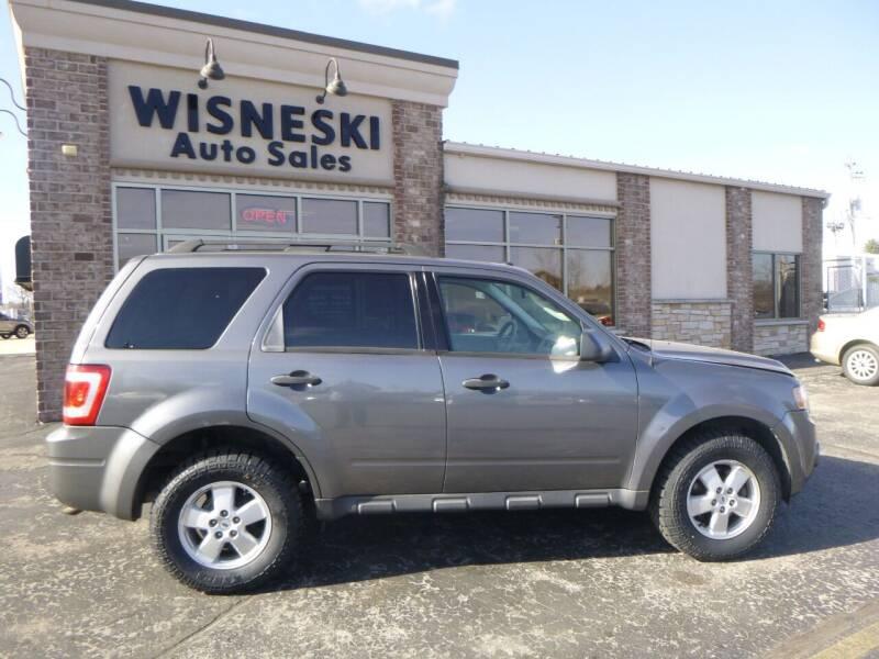 2009 Ford Escape for sale at Wisneski Auto Sales, Inc. in Green Bay WI
