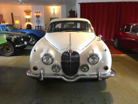 1968 Jaguar MK2 340 for sale at LEATHER AND WOOD MOTORS in Pontoon Beach IL