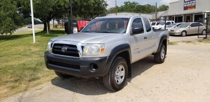 2010 Toyota Tacoma for sale at STX Auto Group in San Antonio TX