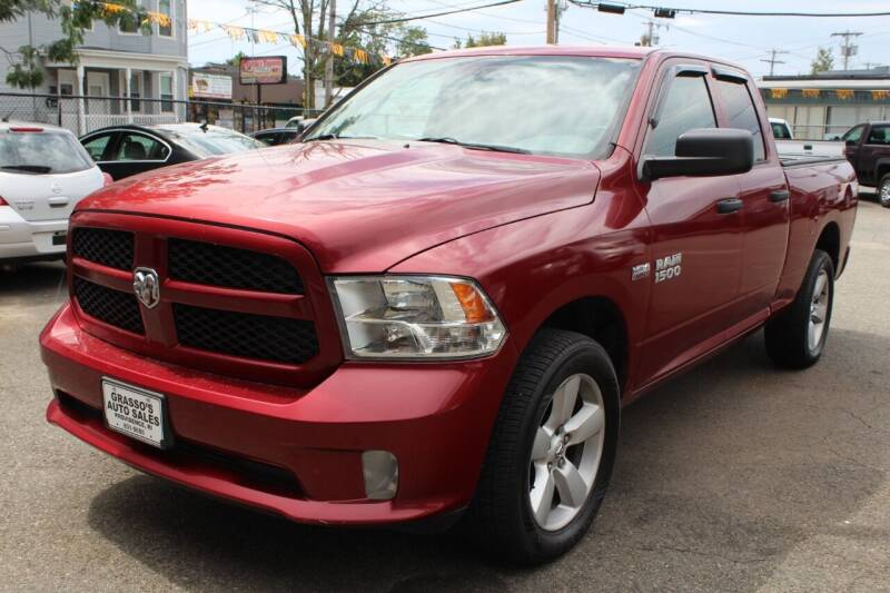 2014 RAM Ram Pickup 1500 for sale at Grasso's Auto Sales in Providence RI