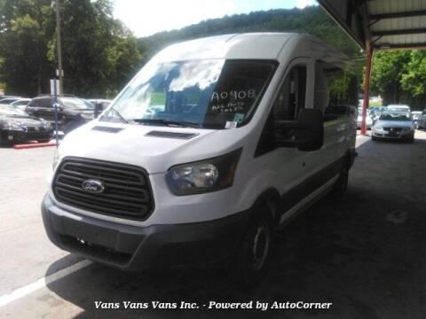 2016 Ford Transit Passenger for sale at Vans Vans Vans INC in Blauvelt NY